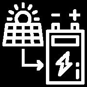 Zonnepanelen opslag voor bedrijven
